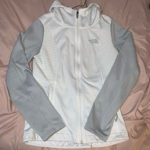 Women's North face Zip Up